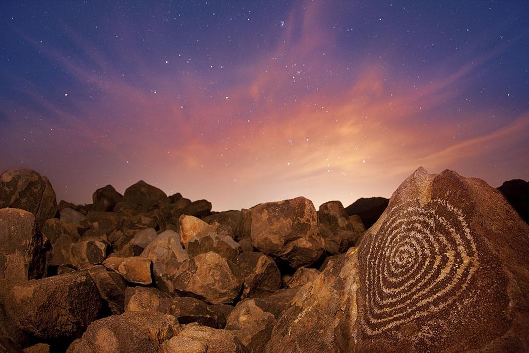 Resultado de imagen de Spiral Hohokam Petroglyph